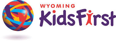 Wyoming Kids First Logo